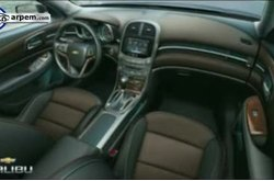 Video Chevrolet Malibu Acabado Interior
