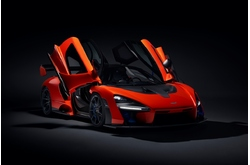 Fotos de coches McLaren Ultimate Series
