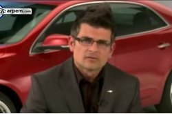 Video Chevrolet Malibu Show Car