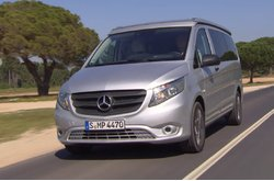 Vídeo Mercedes-Benz Marco Polo Activity 220 CDI 2015 Dinámico