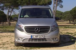 Vídeo Mercedes-Benz Marco Polo Activity 220 CDI 2015 Exterior