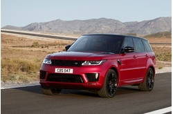Fotos coches Land Rover  Land Rover  Range Rover Sport 3.0D I6 258 kW (350 CV) MHEV HSE Dynamic Stealth