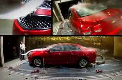 Video Chevrolet Malibu Túnel Viento
