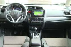 Honda Jazz 2015 Interior