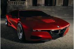 Fotos de coches BMW M1 Homage prototipo