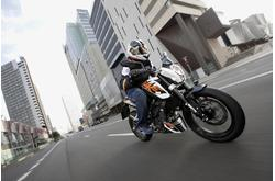 Fotos motos KTM 200 Duke
