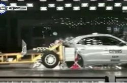 Video Chevrolet Malibu Eco Crash Test