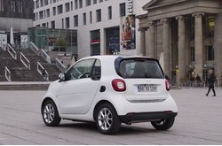smart fortwo DCT 2015 Exterior