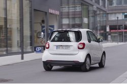 smart fortwo DCT 2015 Dinámico