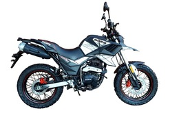 Fotos motos Goes 125 TK EFI