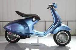 Vespa Quarantasei 125