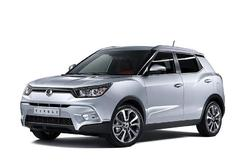 Automoviles ssangyong