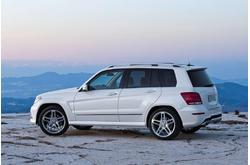 Fotos de coches Mercedes-Benz Clase GLK