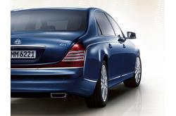 Fotos coches Maybach  Maybach  57