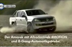 Video Volkswagen Amarok Anuncio