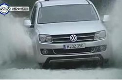 Video Volkswagen Amarok Spot