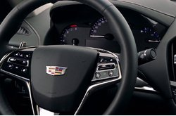Vídeo Cadillac ATS Coupé 2015 Interior