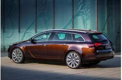 Fotos coches Opel  Opel  Insignia 5p Business 2.0 CDTI ecoFLEX 120 CV Start & Stop