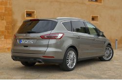 Vídeo Ford S-MAX 2015
