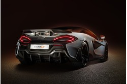 Fotos de coches McLaren Sports Series