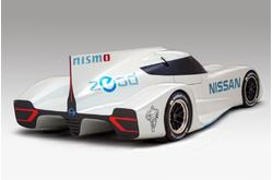 Fotos de coches Nissan ZEOD RC