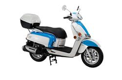 Fotos motos Kymco Like 125