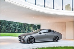 Fotos de coches Mercedes-Benz CLS