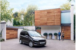Fotos de coches Ford Tourneo Courier