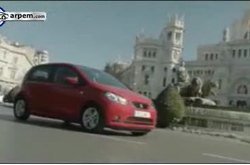Video SEAT Mii Prueba en Madrid
