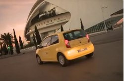Video SEAT Mii Conducción Valencia