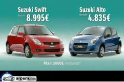 Video Suzuki Alto Spot Tv