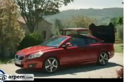 Video Volvo C70 Carretera