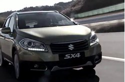 Video Suzuki S-Cross Conducción