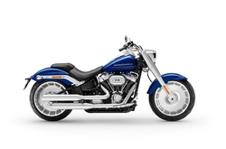 Fotos motos Harley-Davidson Softail Fat Boy 114
