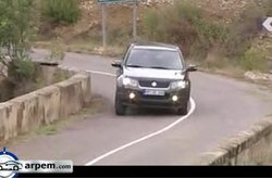 Video Suzuki Grand Vitara Carretera