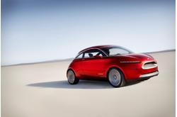 Fotos de coches Ford Start Concept