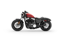 Fotos motos Harley-Davidson Sportster Forty-Eight
