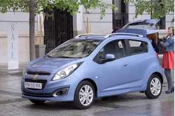 Video Chevrolet Spark Trailer