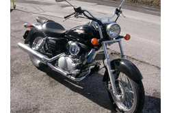 Fotos motos Honda Shadow 125