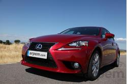 Fotos coches Lexus  Lexus  IS 300h Hybrid Drive