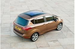 Fotos de coches Ford B-MAX