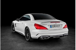 Fotos coches Mercedes-Benz SL