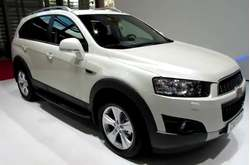 Video Chevrolet Captiva LT Diesel