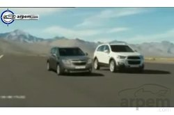 Video Chevrolet Captiva y Orlando