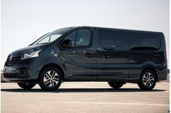 Renault Trafic SpaceClass 2017