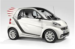 smart fortwo Coupé by Jeremy Scott 2012