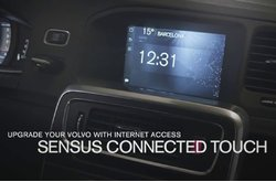 Video Volvo S60 Sensus Connected