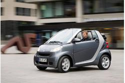 smart fortwo Pearlgrey 2010