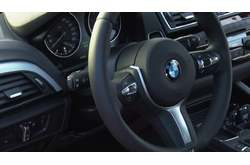 Vídeo BMW M135i 3p 2015 Interior