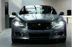 Video Jaguar XJR Carretera